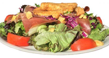 salade cammenbert frit